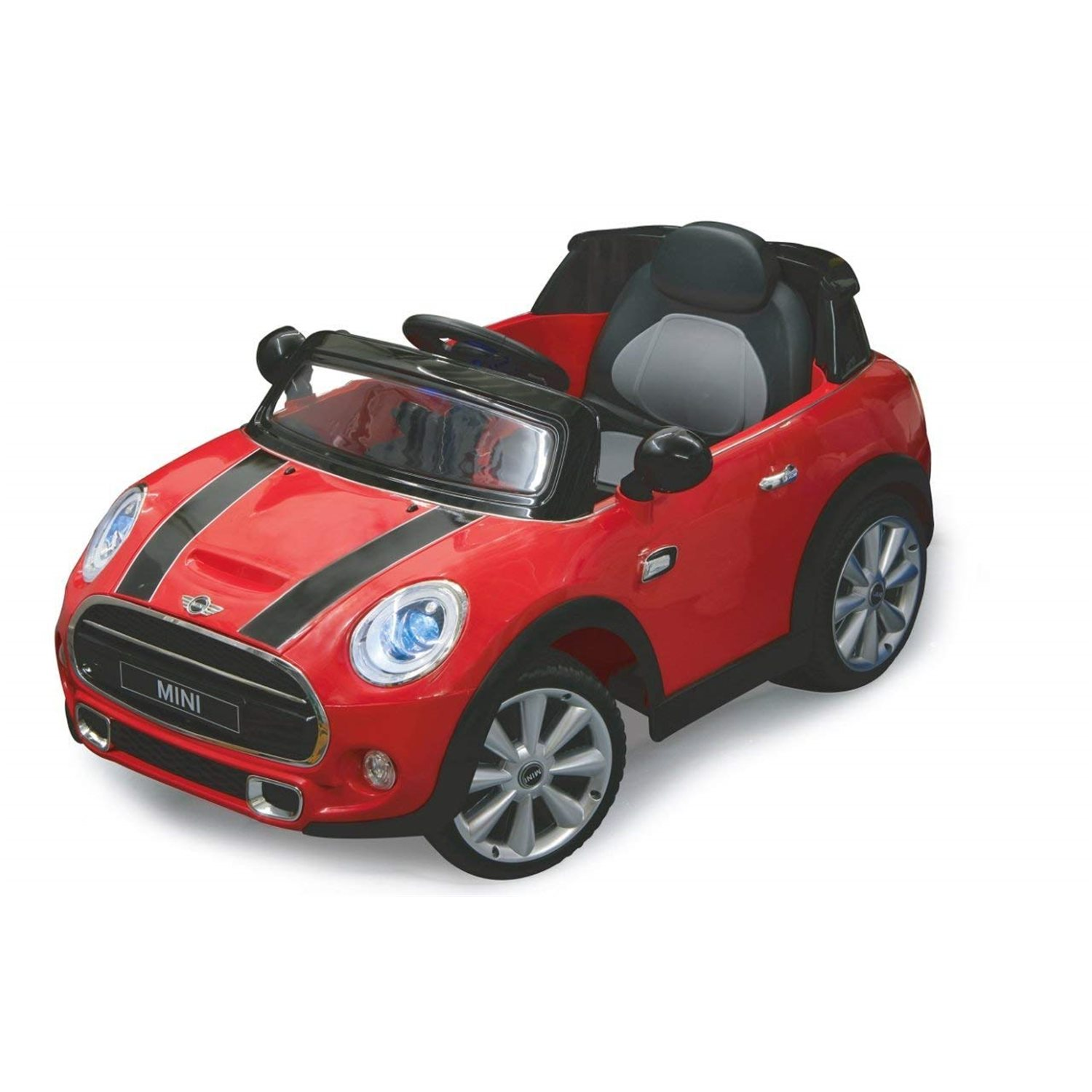 rastar 82800 ride on mini cooper rot. Black Bedroom Furniture Sets. Home Design Ideas