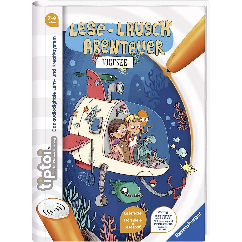 Ravensburger tiptoi Buch Lese-Lausch-Abenteuer Tiefsee 00009