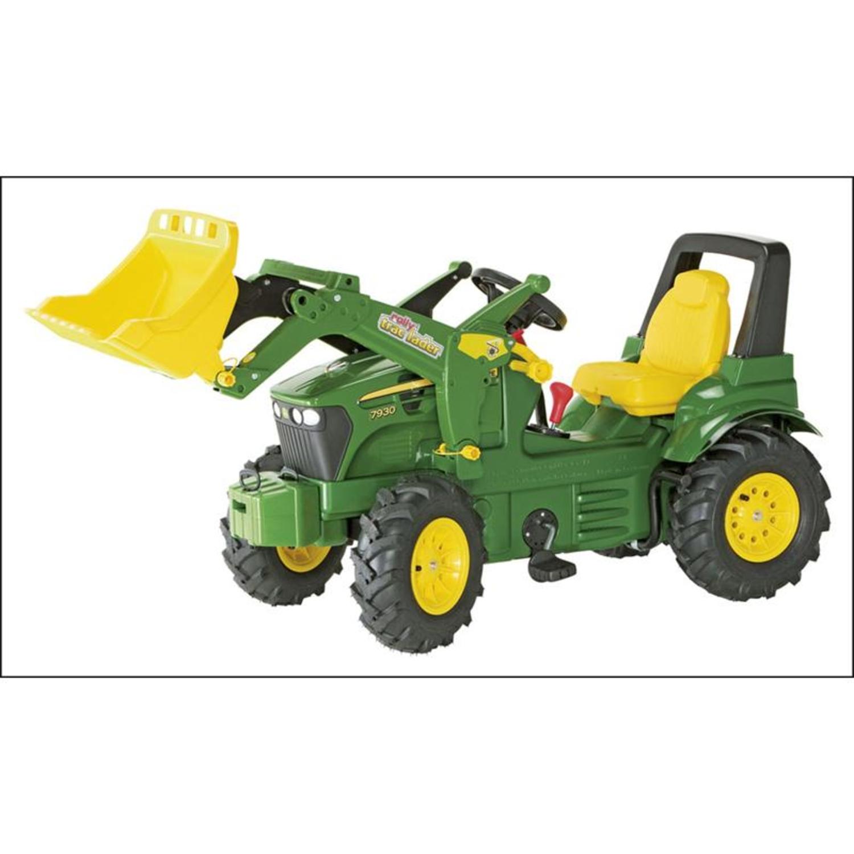 rolly toys 710126 traktor john deere 7930 mit luftbereifung. Black Bedroom Furniture Sets. Home Design Ideas