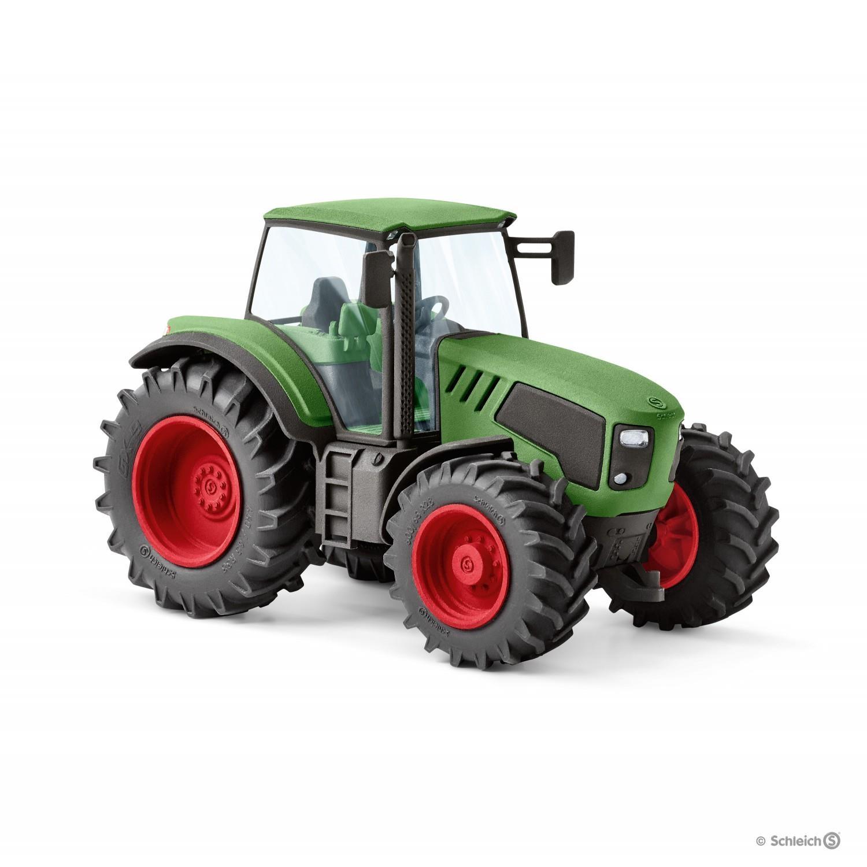 schleich 42379 traktor mit anh nger. Black Bedroom Furniture Sets. Home Design Ideas