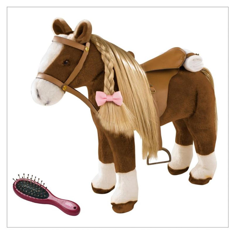 götz puppen 3402375 pferd zum kämmen und frisieren