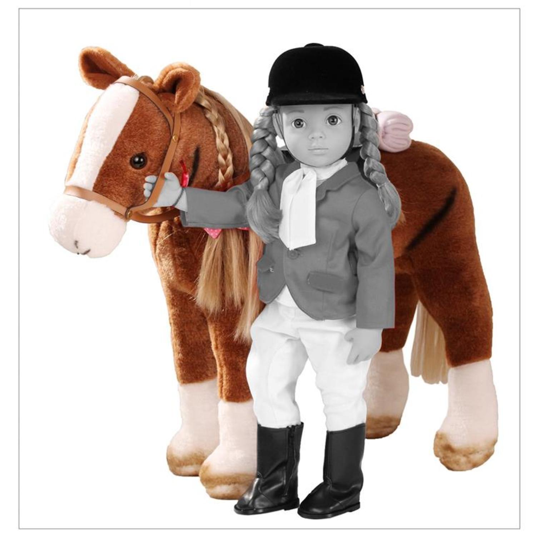 g tz puppen 3402375 pferd zum k mmen und frisieren. Black Bedroom Furniture Sets. Home Design Ideas