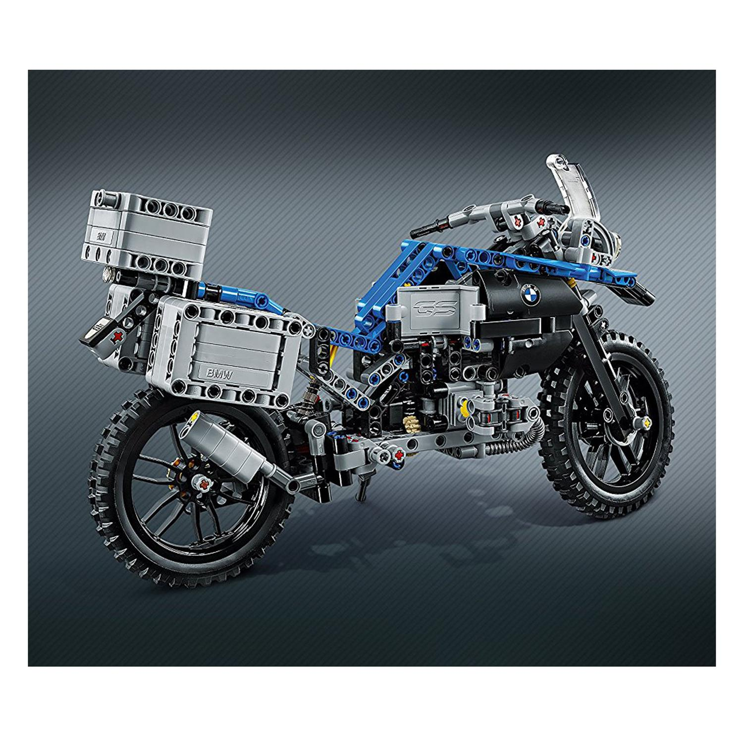 lego 42063 technic bmw r 1200 gs adventure. Black Bedroom Furniture Sets. Home Design Ideas