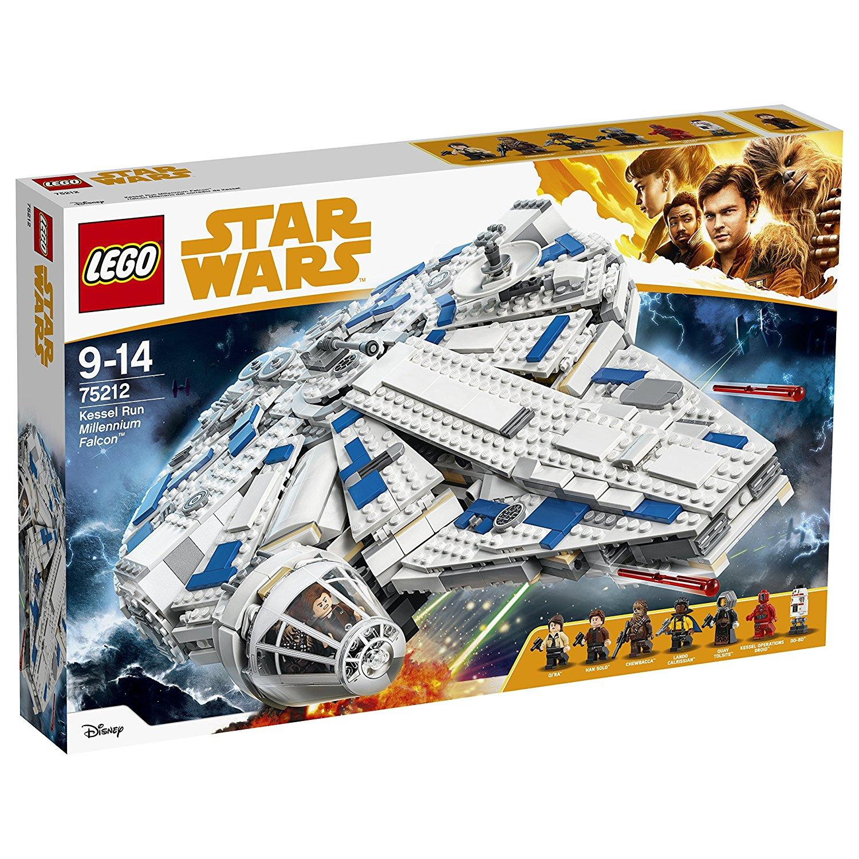 Lego 75212 Star Wars Kessel Run Millennium Falcon 75186 Starwars The Arrowhead