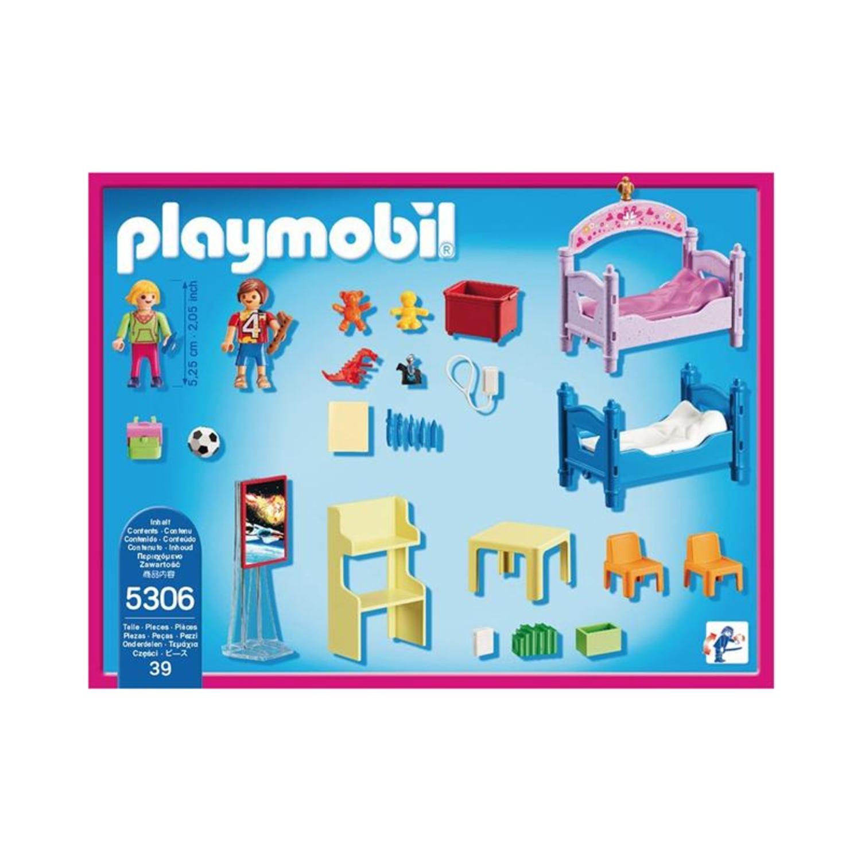 PLAYMOBIL 5306 Buntes Kinderzimmer