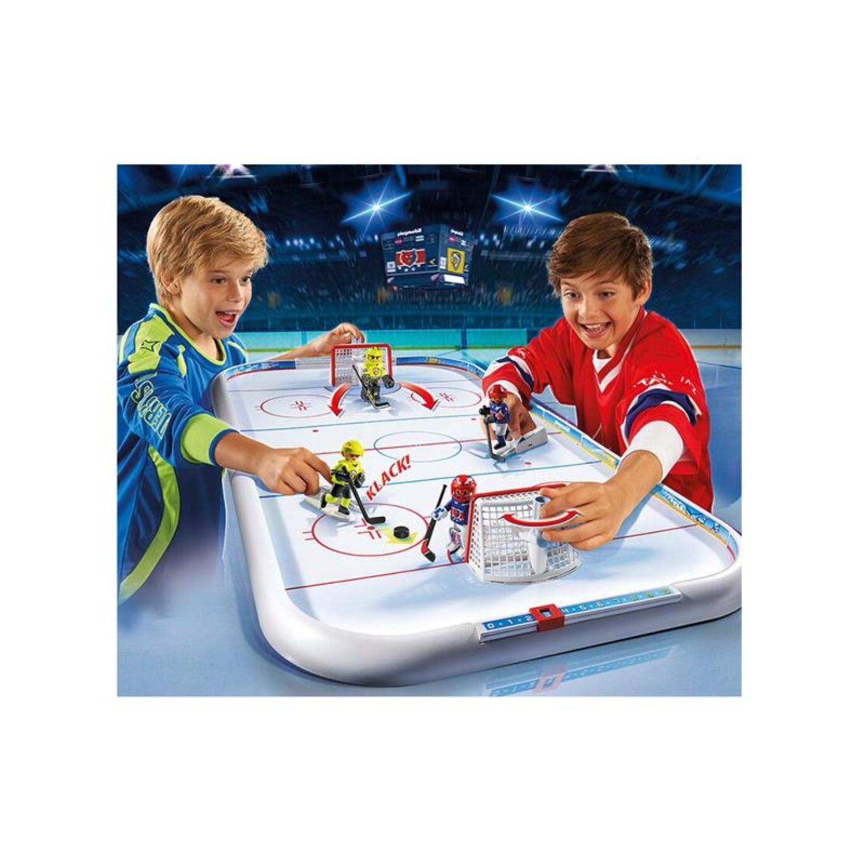 Playmobil 5594 Eishockey-Arena ab 5 Jahre Playmobil