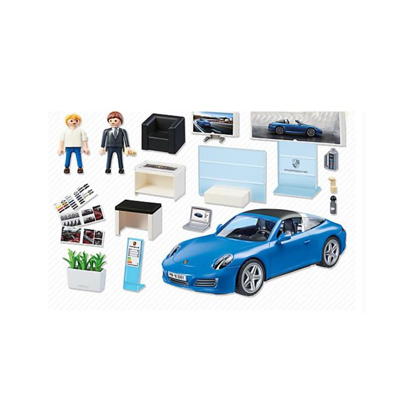 playmobil 5991 porsche 911 targa 4s. Black Bedroom Furniture Sets. Home Design Ideas