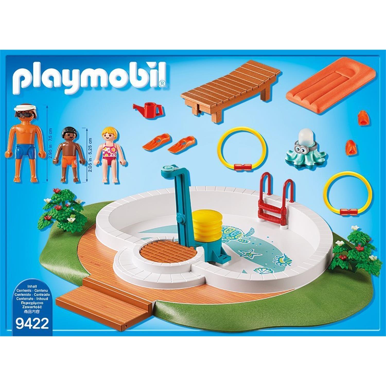 Playmobil 9422 swimmingpool - Playmobil swimming pool best price ...