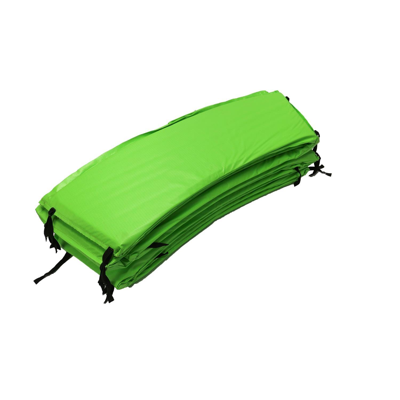 shangde 12ft 6l randabdeckung f r trampolin 366 cm lime. Black Bedroom Furniture Sets. Home Design Ideas