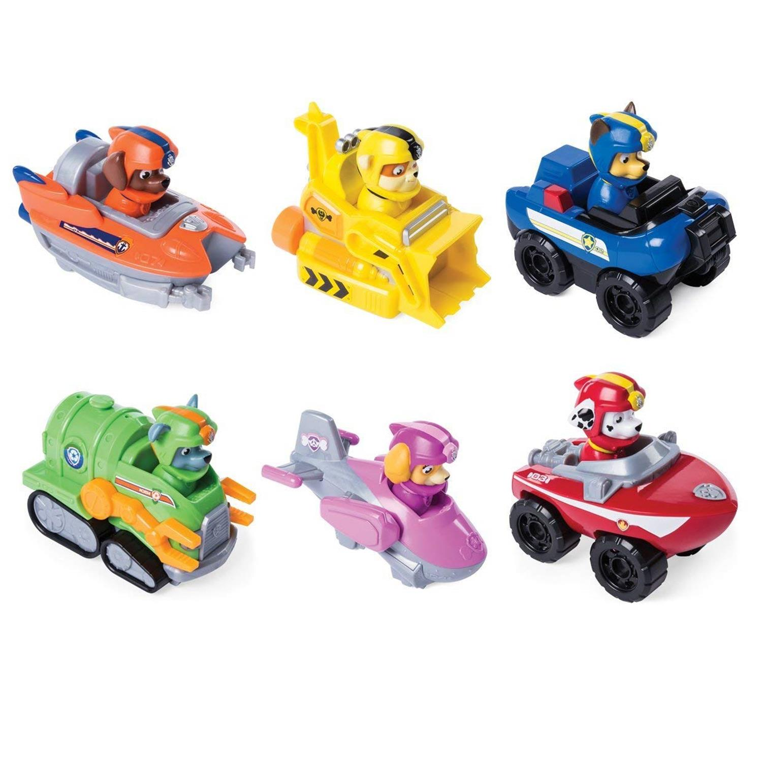 Spin Master 6040907 Paw Patrol Rescue Racer