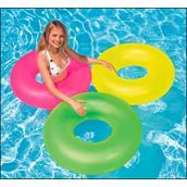 Intex 59262NP Intex Schwimmring Neon 91cm